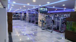سالن باشگاه پیشتازان سلامتی
