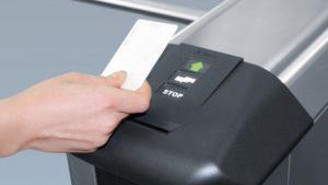 کارت هوشمند برای کنترل تردد