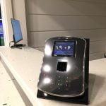 دستگاه کنترل تردد باشگاه ورزشی فیزیک پرو